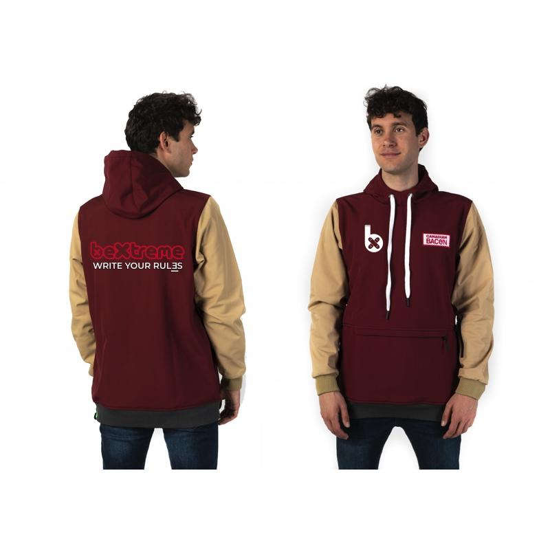 Hoodie Bextreme & Canadian Bacon - Accesorios Snowboard