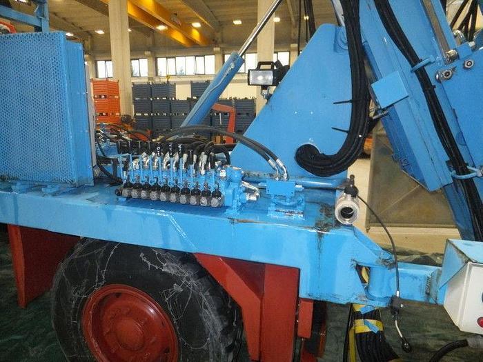 Trivellatrice Atlas Copco B50 - Construction machinery