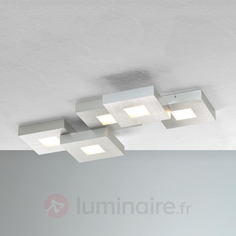 Plafonnier LED extravagant Cubus - Plafonniers LED