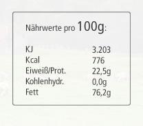 Knusper-Grammeln - null