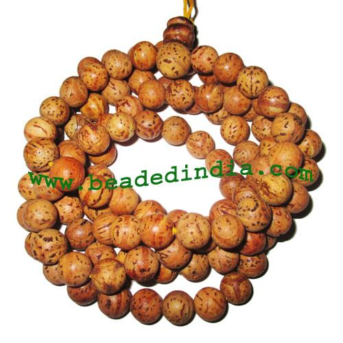 Bodhi, Budhha, Buddhism Raktu Mala, Auspicious Wood Beads-Se - Bodhi, Budhha, Buddhism Raktu Mala, Auspicious Wood Beads-Seeds String (mala), s