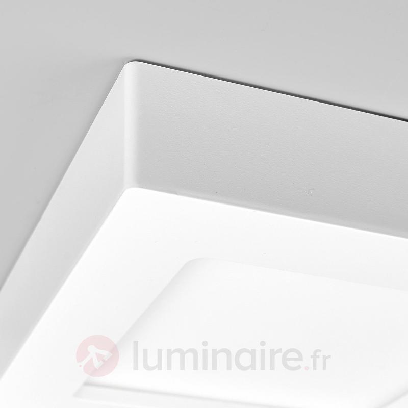 Plafonnier LED lumineux Rayan pour salle de bains - Tous les plafonniers