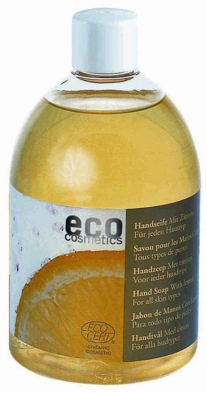 ECO Handseife mit Zitrone 500ml - Nachfüllflasche - null