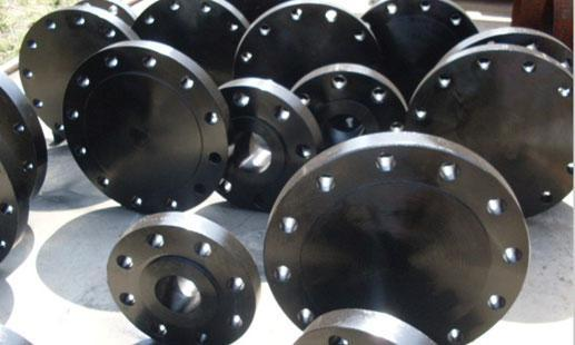 SLIP ON FLANGE - Steel flanges
