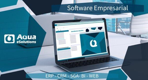 Aqua eBusiness Suite - El Software de gestión ERP que consigue empresas más agiles