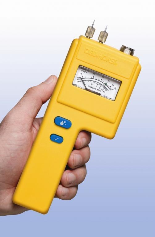 Wood moisture meter - Woodworking - J-4