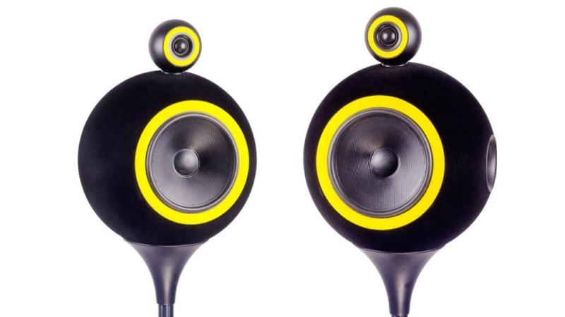 Sound Flowers DAF-350 Hi-Fi Speakers