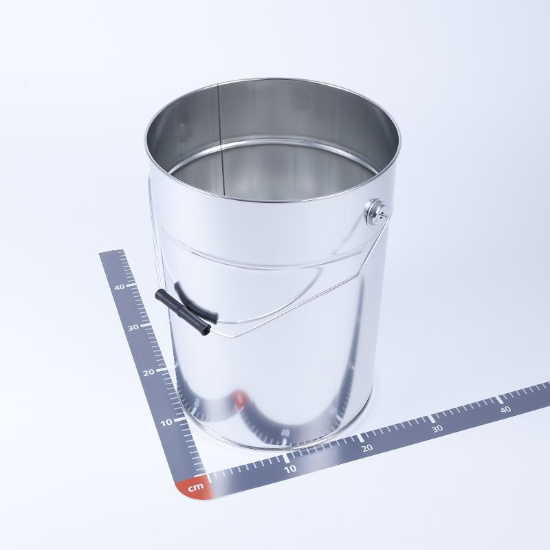 Eindrückdeckeleimer 20 Liter, leicht - Artikelnummer 450000362500