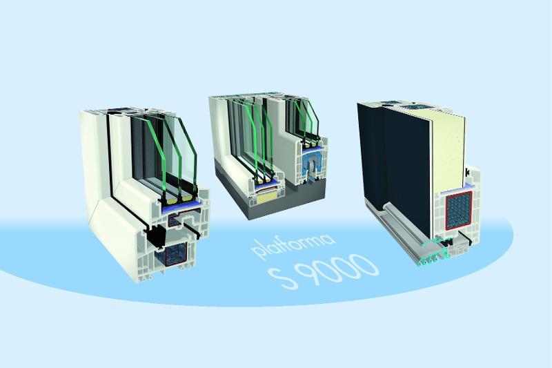 pvc-windows gealan s9000-lumaxx - pvc-joinery