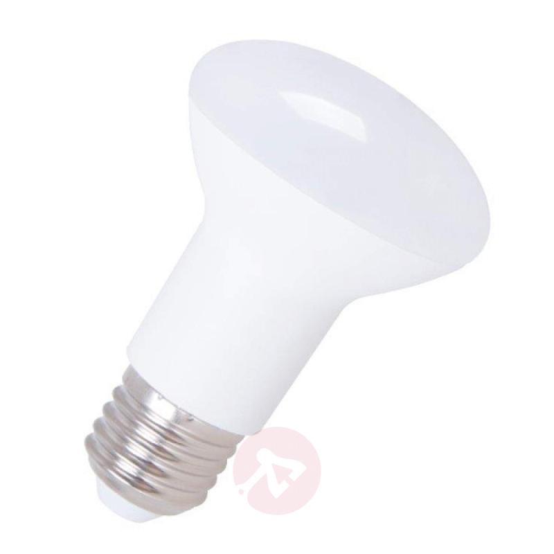 E27 7 W R80 830 LED reflector bulb 120° - light-bulbs