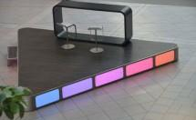 Stages – Illuminated - Business Areas - Presentation Systems