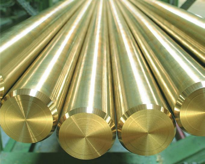 BRASS EXTRUDED PRODUCTS - APPLICATIONS