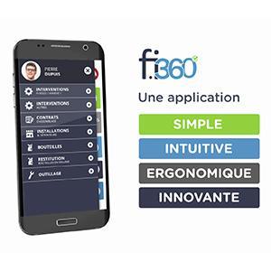 Application F.i360°