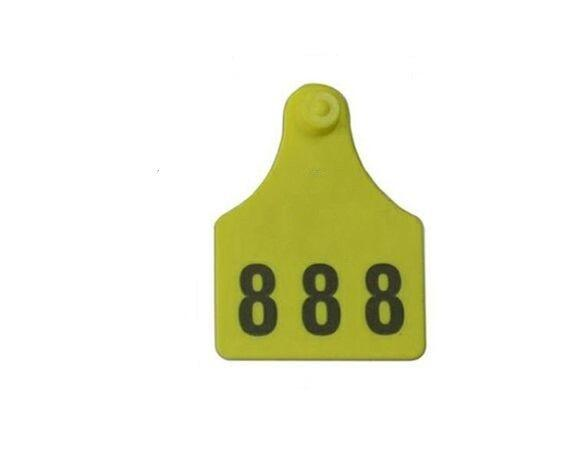 78x58mm Cow /Cattle TPU ear tag  - cattle/cow ear tag