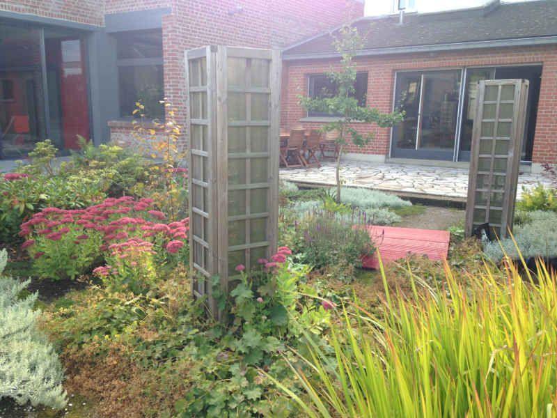 Jardin d'inspiration japonaise - Service