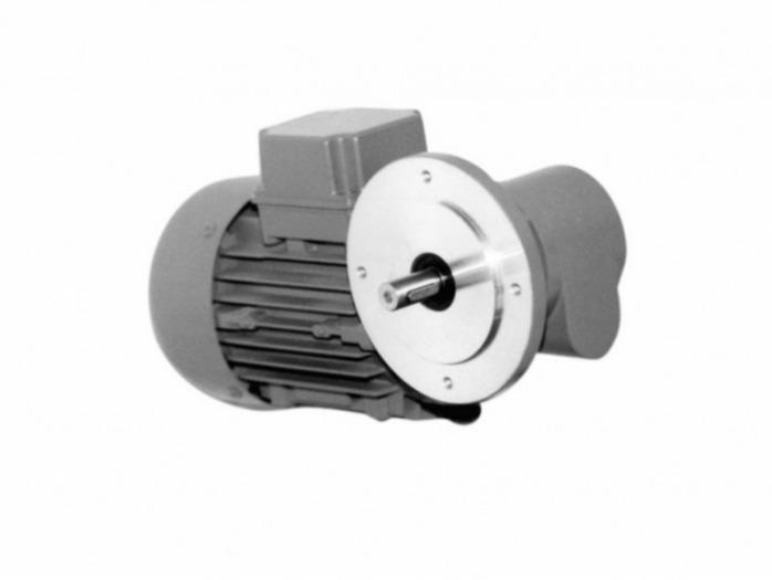 SN3FL - Einstufiger Getriebemotor mit Ausgangswelle