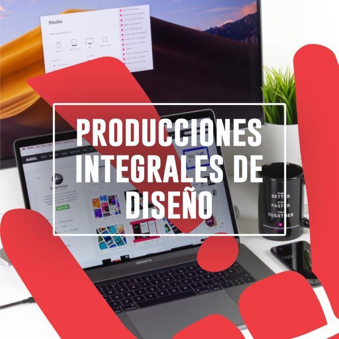 Producciones Integrales de Diseño - Audiovisual, gráfico y web