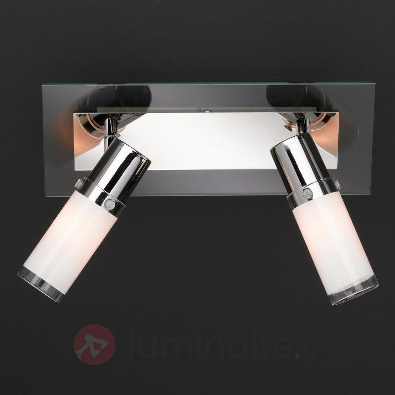 Un charme moderne et élégant: Plafonnier MARCO - Plafonniers chromés/nickel/inox