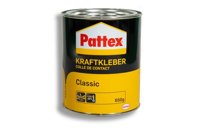 Pattex Kontaktkleber PX6 PCL6C   650 g Dose - HE-PAT-PX-650