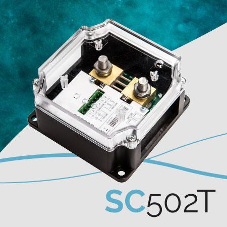 SC502 COMBO QUADRO  SHUNT MODULE - Pico battery monitor