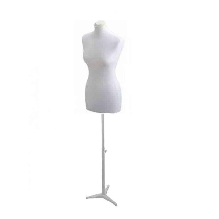 Buste mannequin femme  - Mannequins de vitrines
