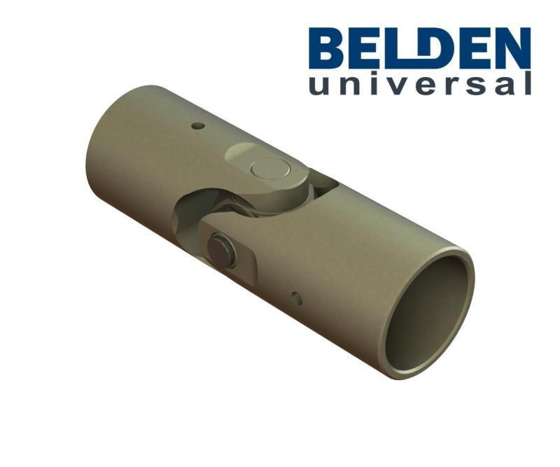 BELDEN MilSpec-Light Duty Single Universal Joints - MS20270 ; MIL-J-6193