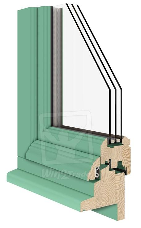 Renovo Eco (Wooden Windows 68|78|92) - Renovo Eco Wooden Window