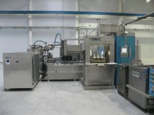 Machine ECM monoposte