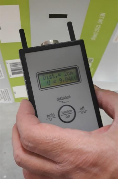 MCE 20 - Appareils de mesure