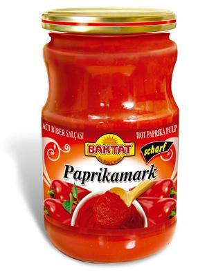 Paprika paste hot - null