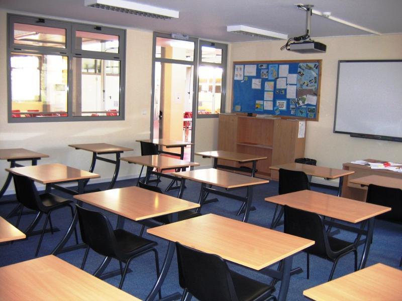 INTEGRATED SCHOOL BUILDINGS - null