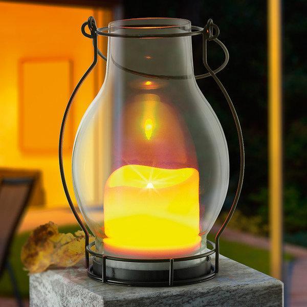 Deko Dream - saisissant luminaire solaire LED IP44 - Lampes solaires décoratives