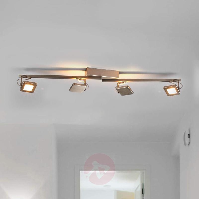 LED ceiling spotlight Kena with 4 spotlights - Ceiling Lights
