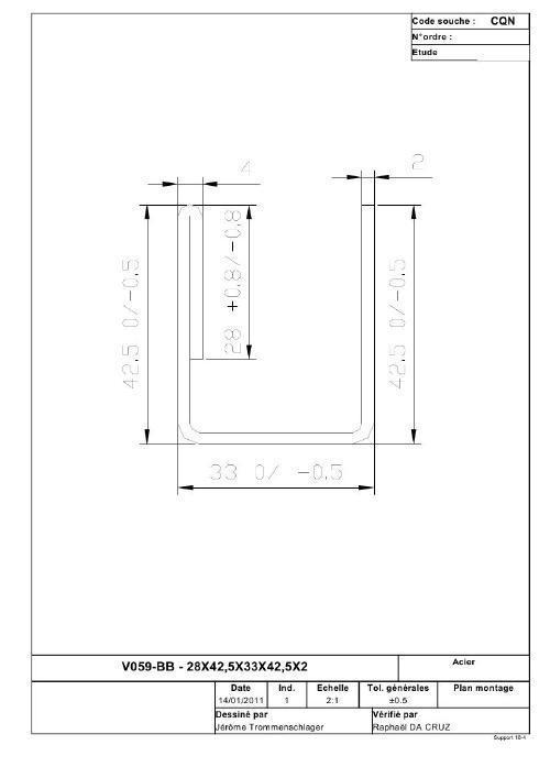 Kömmerling 4597 V059-BB - null