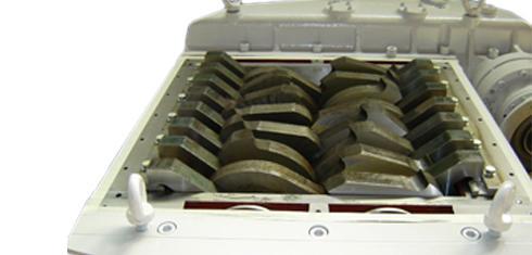 Trituradoras bieje - ¡Especialistas en grandes volúmenes y cantidades de viruta!