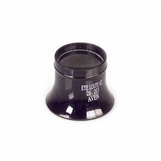 """MAGNIFIER EYE LOUPE 4X 1"""" LENS - Aven Tools 26.203"""