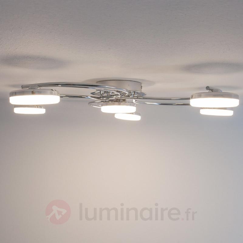 Plafonnier Lillith avec LED puissantes - Plafonniers LED