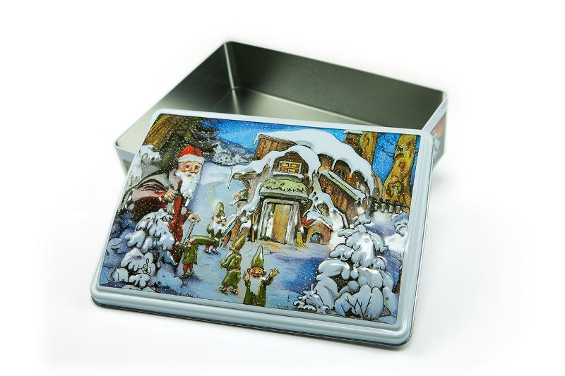 "Festive Tin ""Wichtelweihnacht"" - null"