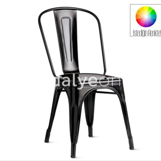 Tolix Chair - Tolix Metal Chair