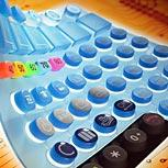 Silicone keypads - null