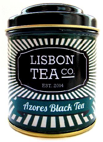 AZORES BLACK TEA
