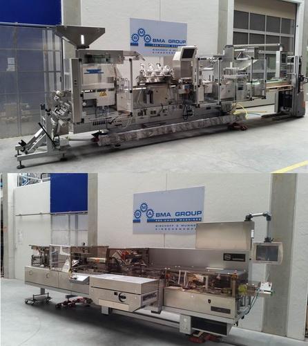 Blisterverpackungs-Anlage (PVC/ALU)