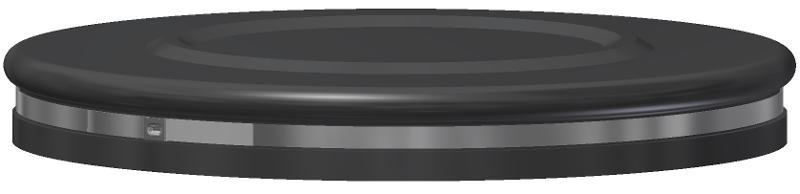 """Membran-Scheibenbelüfter 12"""" (327 mm) EPDM - null"""
