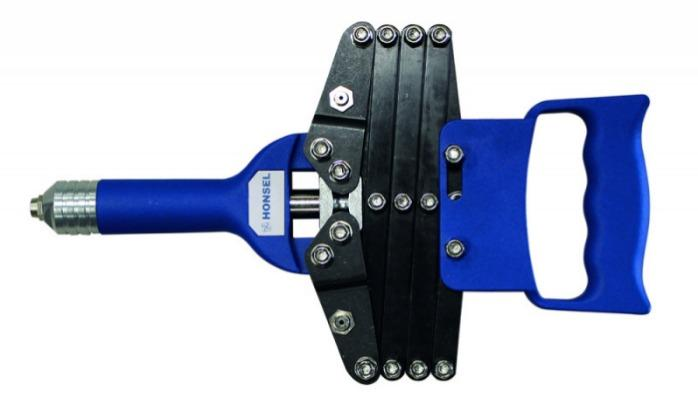Lazy tong tool for Blind Rivets BZ 58 - High-quality lazy tong tool BZ 58 for blind rivets up to 6,4 mm (aluminium)