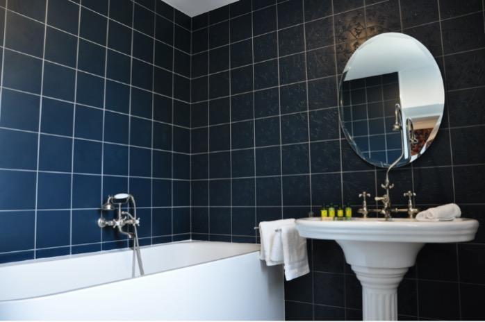 Chambre Tulipes - Chambre de charme pour deux personnes avec salle de bain privée
