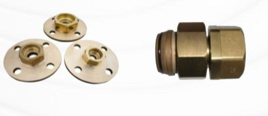 Flange fittings - null