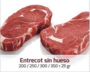 GICARN - Controfiletto bovino porzionato - GICARN - Controfiletto bovino porzionato