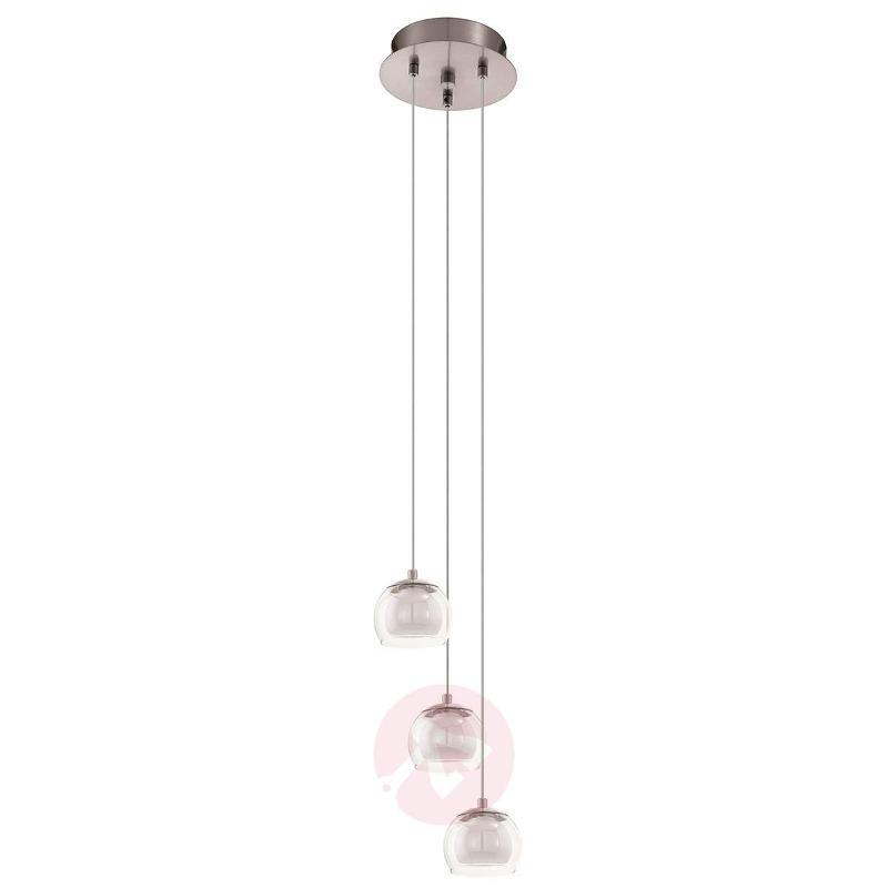3-bulb Ascolese LED hanging light - Pendant Lighting