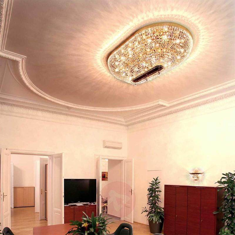 Sherata Ceiling Light Sparkling - design-hotel-lighting