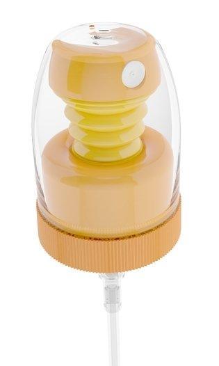 Zerstäuberpumpe Typ SOFFIO - Polypropylen (PP) - aus PP, Gewinde 24/410, Ausbringung 0.19 ml